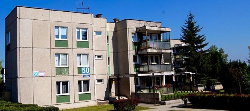 Do wynajęcia mieszkanie 2 pokojowe - Zamość ul. Zamoyskiego - Rozmus Nieruchomości
