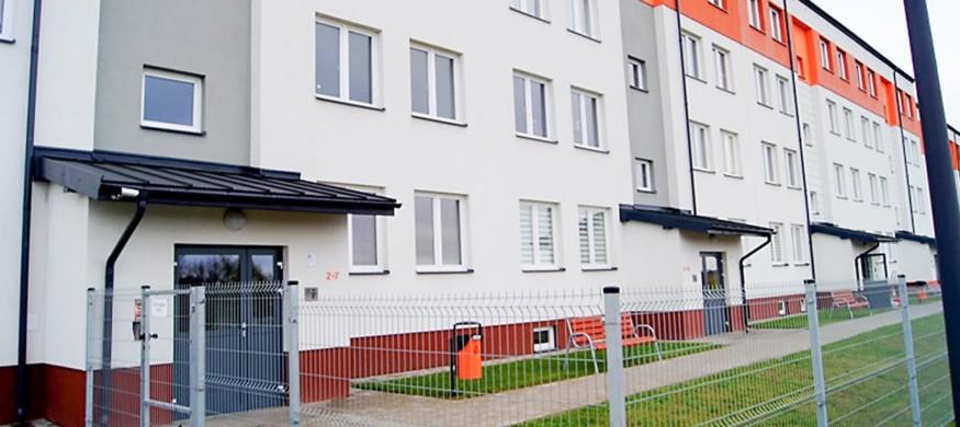 Do wynajęcia mieszkanie 2 pokojowe - Zamość ul. Lisa-Kuli - Rozmus Nieruchomości