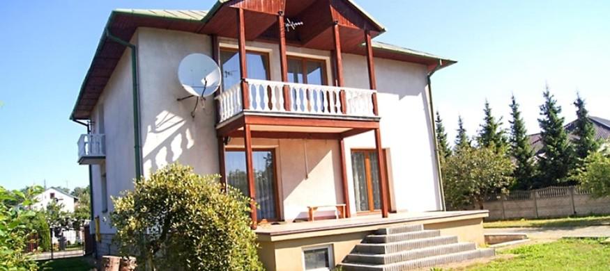 Duży dom z oficyną i garażem na osiedlu Karolówka - Zamość