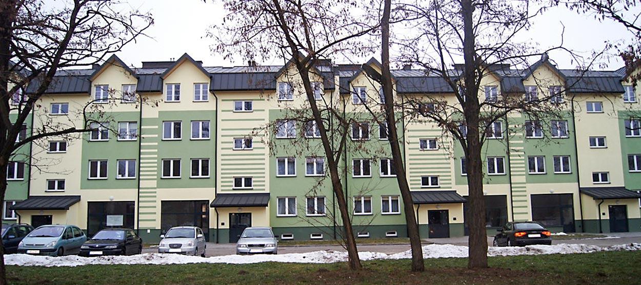 Mieszkanie 2 pokojowe - Hrubieszów ul. Gródecka - Rozmus Nieruchomości - biuro nieruchomości Zamość