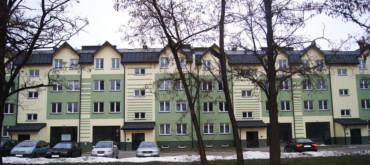 Atrakcyjne mieszkanie 2 pokojowe - Hrubieszów ul. Gródecka - Rozmus Nieruchomości
