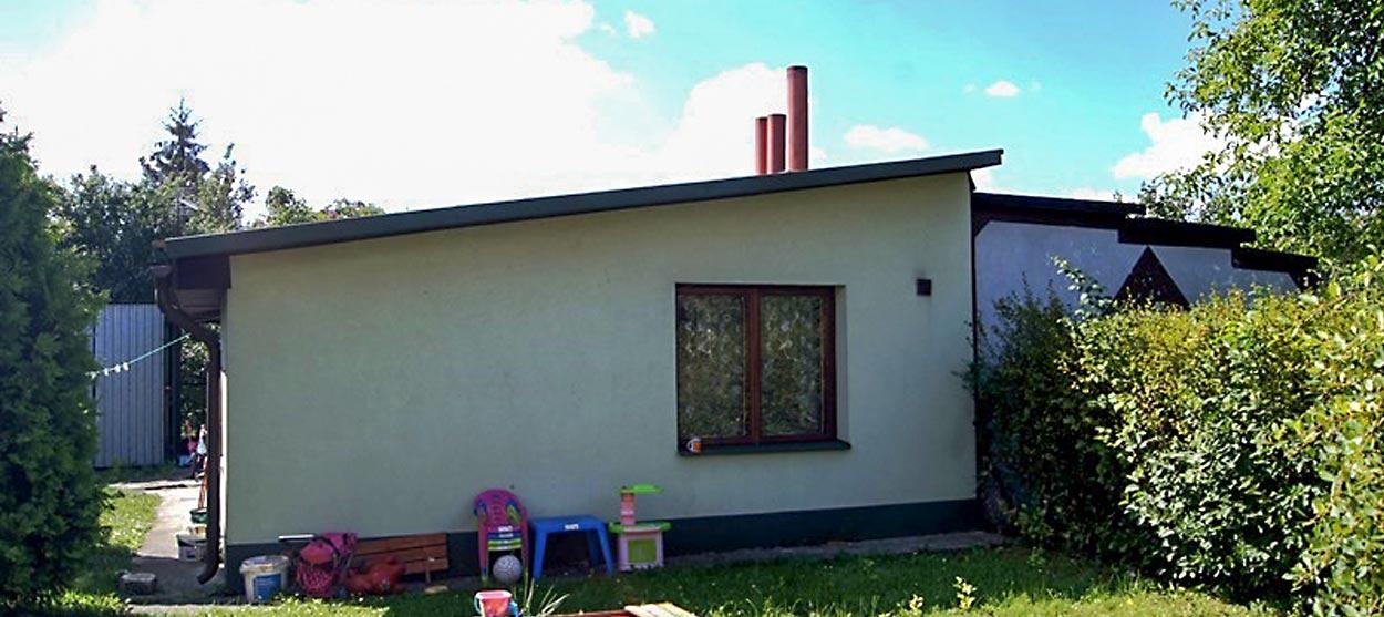 Duży dom z oficyną i garażem - Rozmus Nieruchomości - biuro nieruchomości Zamość