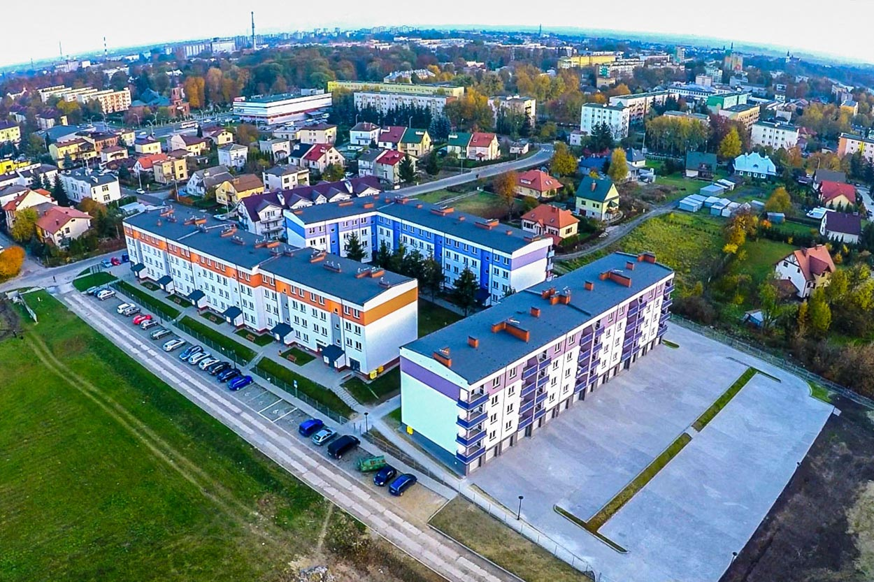 Osiedle Gródecka - Hrubieszów - Rozmus Nieruchomości