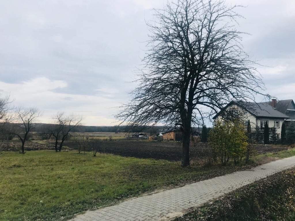 Działka pod zabudowę w Lipsku - Rozmus Nieruchomości - biuro nieruchomości Zamość